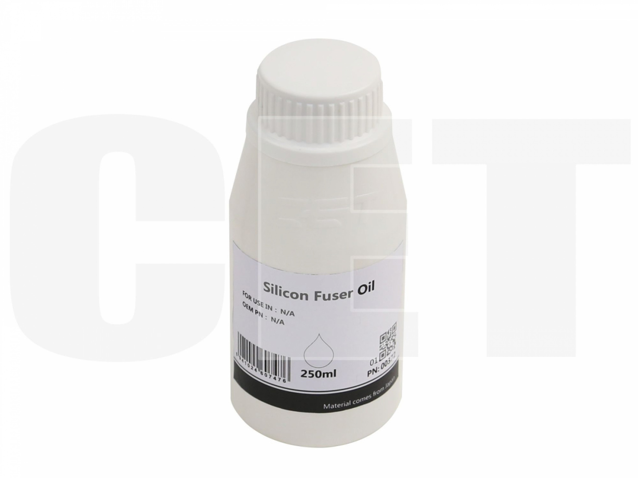 Смазка силиконовая для термопленок для KYOCERA, RICOH (CET), 250мл, CLS0372