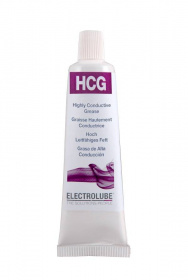Смазка токопроводящая HCG Highly Conductive Grease (Katun/Electrolube) туба/50мл